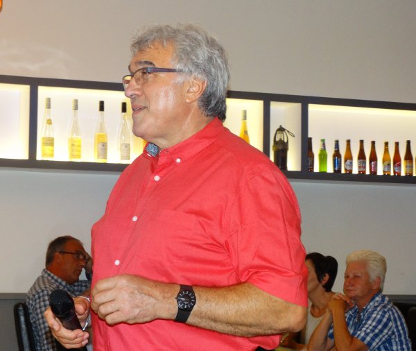 La Brasserie - Leuze, le 25 juillet 2015 à 19h