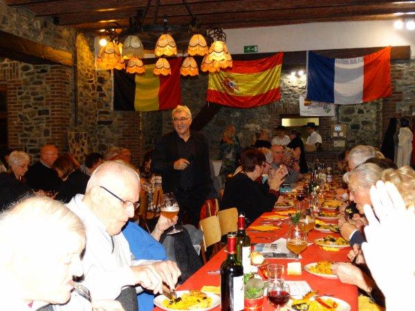 Brugelette, Centre Culturel, le 28 novembre 2015 à 20h
