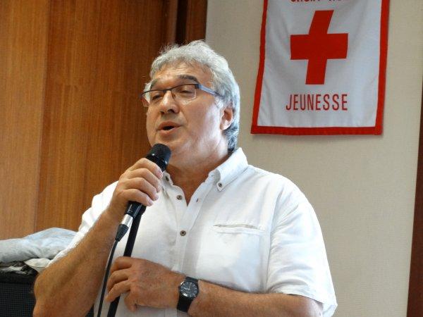 Goûter de la Croix-Rouge de Beloeil, le 22 septembre 2015