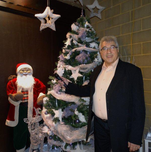 Hautrage, marché de Noël, le 29 novembre 2015 à 14h