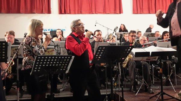 Concert du JB Band de Baudour à Baudour, le 6 mars 2016