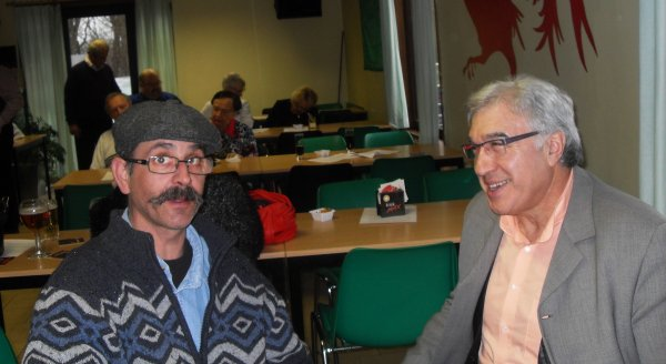 Radio Chevauchoir, Lesves, 6 mars 2016