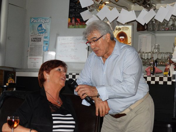 """Comines, au """"Tassili Bar"""", 22 mai à midi"""