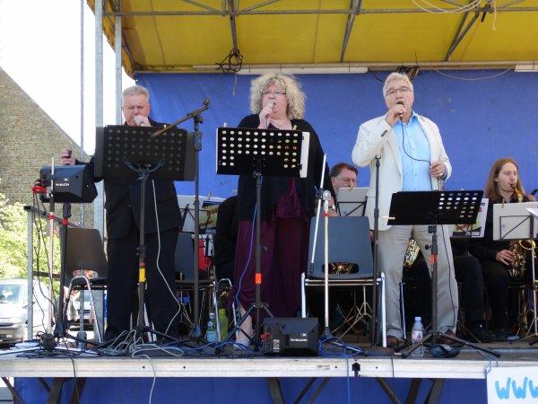 Concert du JBBand de Baudour à Saint-Ghislain, 5 mai 2016 à 11h