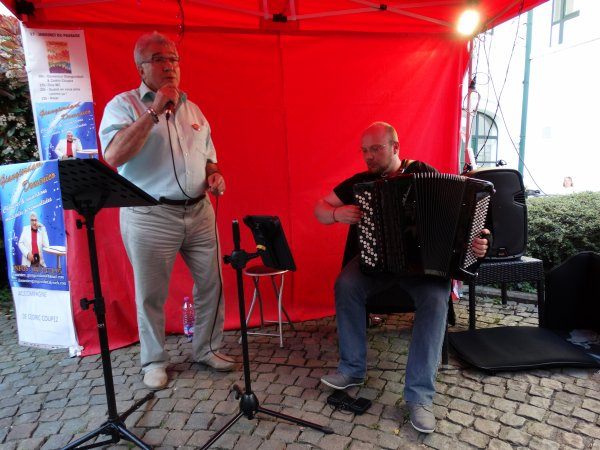 Tournai, 6 mai 2016 à 20h
