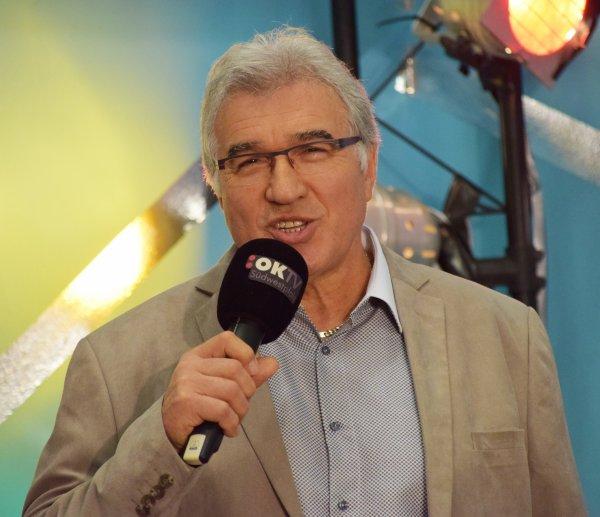 """Domenico à la télévision allemande """"OKTV"""""""