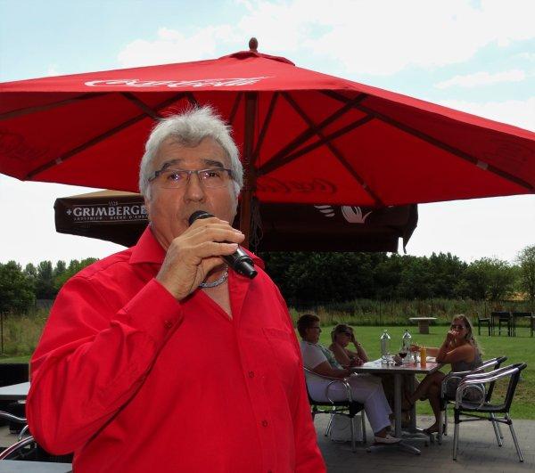 """Quevaucamps, """"L'echap' est Belge, 24 juillet 2016 à 12h"""