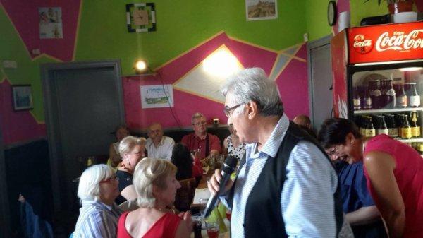 """Baudour, le """"Café du Borignage"""", 3 juillet 2016 à 16h"""