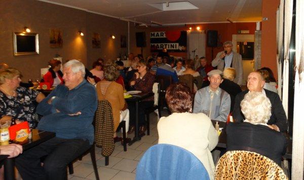 Beloeil, Taverne du Château, le 12 novembre 2016,