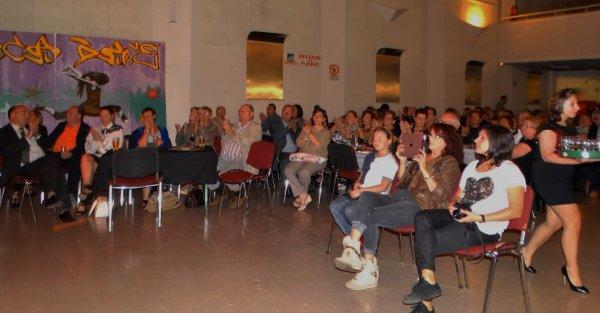 Saint-Nicolas (Liège), Salle Culturelle de Montegnée, le 1er octobre 2016 à 19h