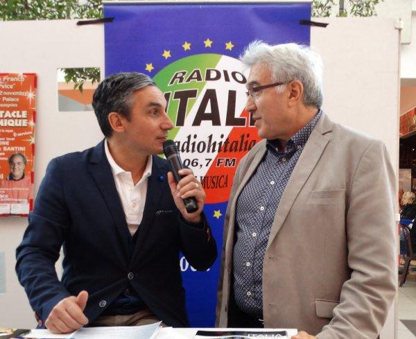 Hornu, Radio-Hitalia, 2 novembre 2016
