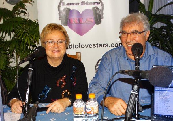 Haumont (F), Radio Lovestars, 14 novembre 2016