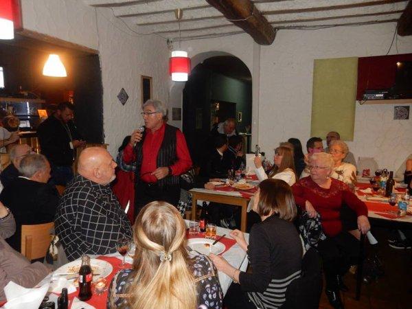 Tamines, Marché de Noël, 25 novembre 2016