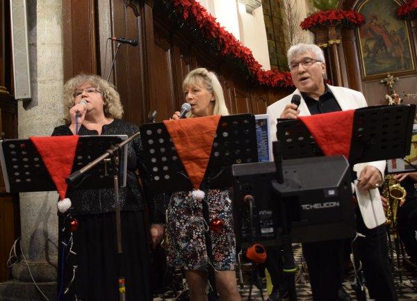 Concert de Noël du JB Band de Baudour et ses solistes, Neufmaison, 11 décembre 2016