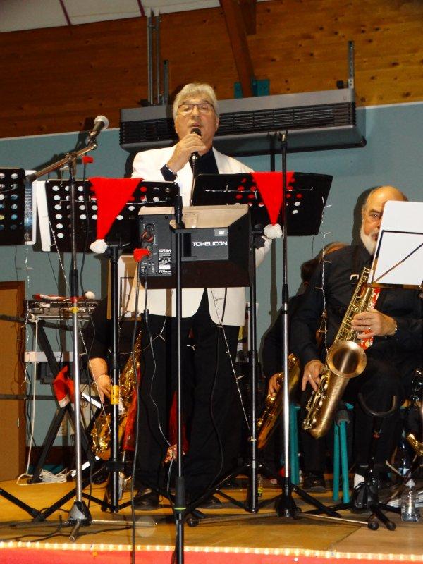 Concert du JB Band de Baudour à Villers-Sire-Nicole, 17 décembre 2016