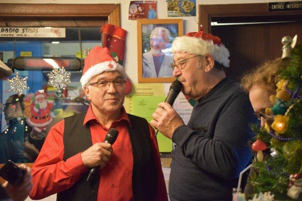 Havré, Radio Stars, 24 décembre 2016