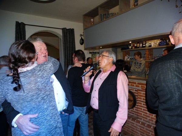 France, Taisnières-sur-Hon, Aux Arcades, 18 février 2017 à 20h