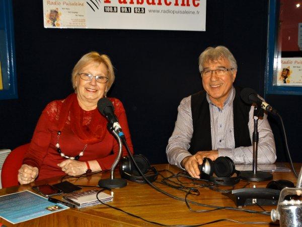 Carlepont (France), Radio Puisaleine, 22 mars 2017 à 11h