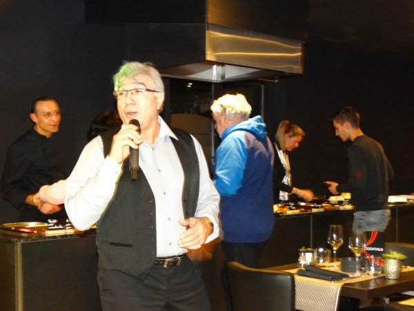 "Ghlin, au restaurant ""Vasto"", 11 mars 2017 à 19h"