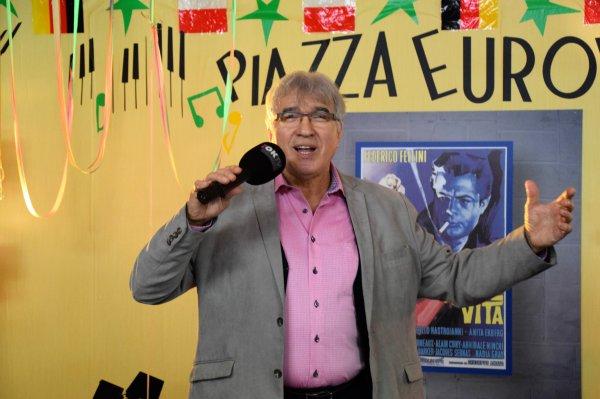 Enregistrement d'une émission télévisée allemande, RTE-OKTV, 22 février 2017