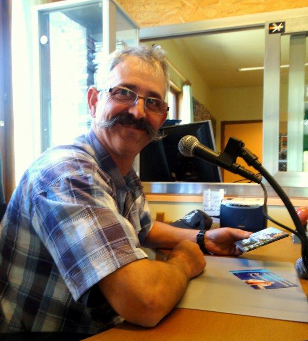 Lesves, Radio Chevauchoir, 9 avril 2017
