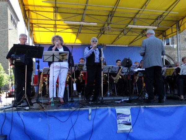 Saint-Ghislain, Concert du JBBand de Baudour, 25 mai 2017 à 11 h