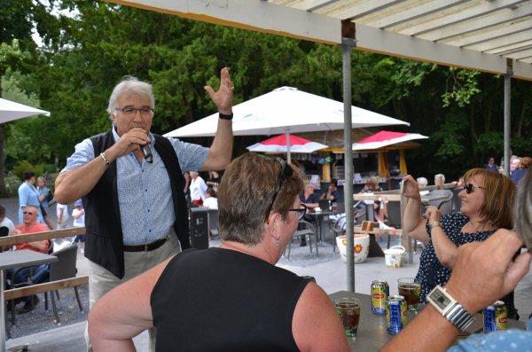 Estaimbourg, Domaine de Bourgogne, 21 juillet 2017 à 16 h