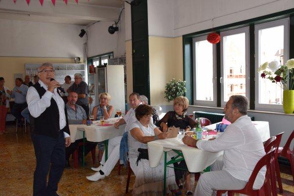 """Pecq au """"Saint-Vincent"""",  1er juillet 2017 à 17 h"""