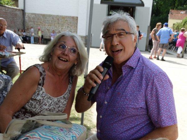 Beloeil Plage, 9 juillet 2017 à 15 h