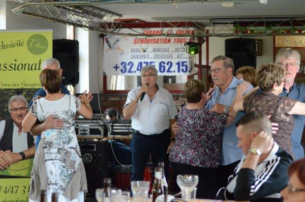 Mons, Salle d'Obourg-Joie, 5 août 2017 à 11 h 30