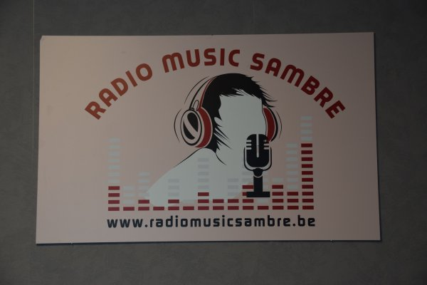 Radio Music Sambre, Interview de Domenico, 11 août 2017 de 14  à 15 h