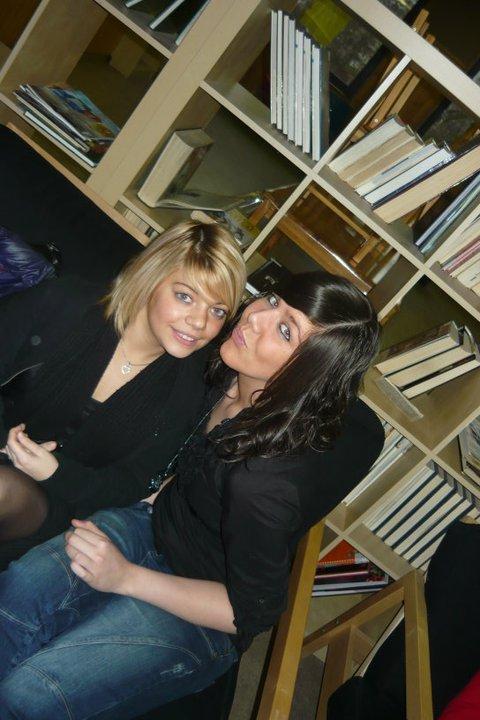 Alicia & Stéphanie