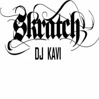 SCRATCH PARTY / DJ KAVI SCRATCH OLD SCHOOL (2009)