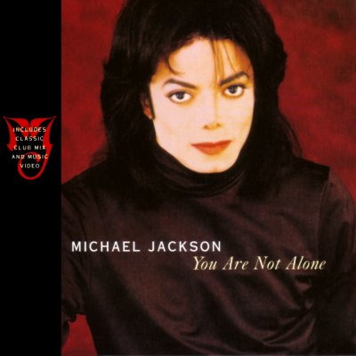 You Are Not Alone (Single) / You Are Not Alone (Radio Edit) (1995)