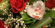 En ce jour d'amour je vous souhaite un agréable Saint-Valentin à tous