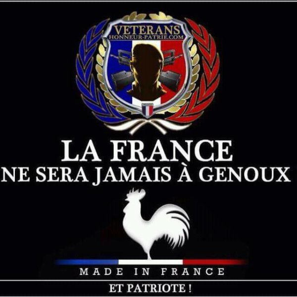 Vive' la république! et vive' la France!!!