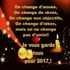 Bonne année et meilleurs v½ux à tous