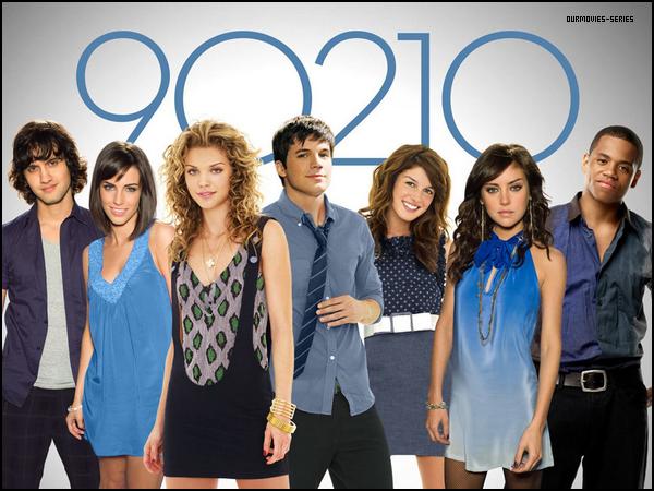 • SERIE : 90210 Beverly Hills : Nouvelle Génération