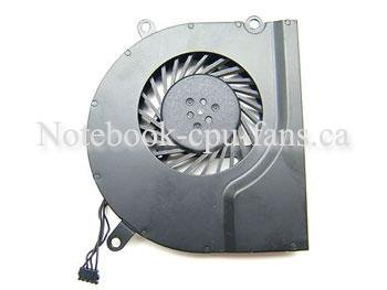 Replacement for APPLE MacBook Pro 15 inch MA463LL Laptop CPU Fan