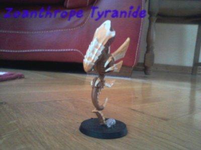 Zoanthrope Tyranide