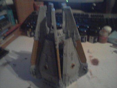 Module d'Atterrissage SW
