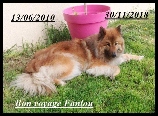 Fanlou Adieu ma belle