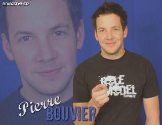 › Biographie de Pierre Bouvier