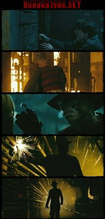 "A nightmare on Elm Street "" 2010 """