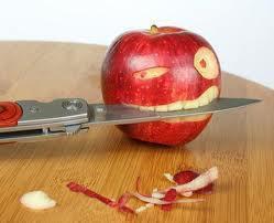 a force de ne penser qu'à ma pomme je vais finir en compote