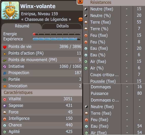 Winx , ou l'eni-tank