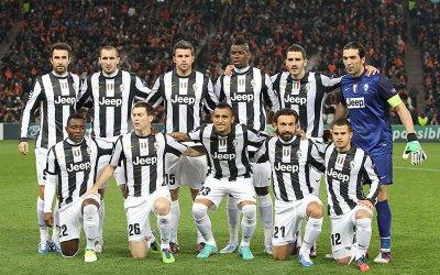 Juventus en finale de la ligue des champions