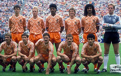 Equipe des Pays-Bas 1988