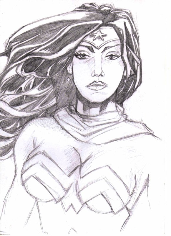 Justice League Project : WonderWoman