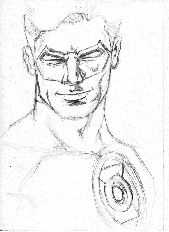 Justice League Project: Green Lantern